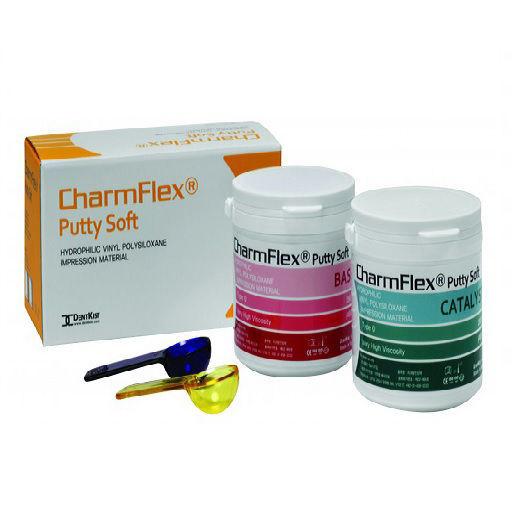 CHARMFLEX SOFT + LIGHT LV molding material package