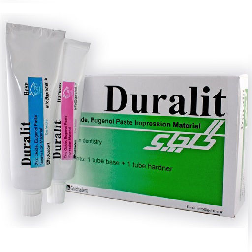 Duralite molding material - Golchadent