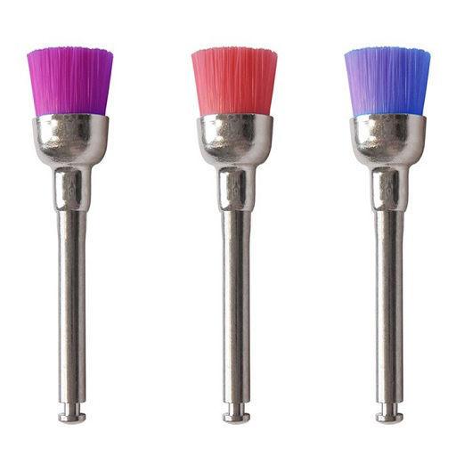 Color cup brush - DENTAFLUX