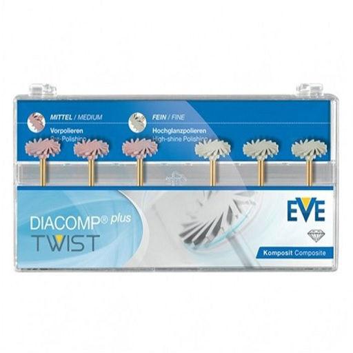Solar disc composite payment EVE - DIACOMP PLUS TWIST average