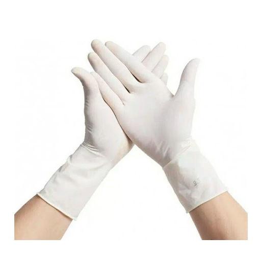 دستکش جراحی لاتکس بدون پودر
